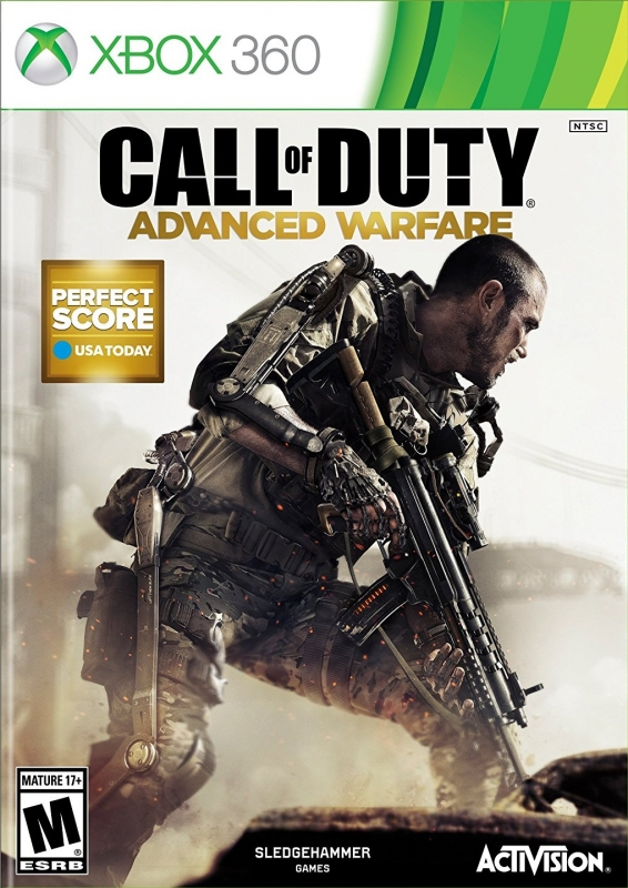 Call of Duty: Advanced Warfare Wiki Guide, X360