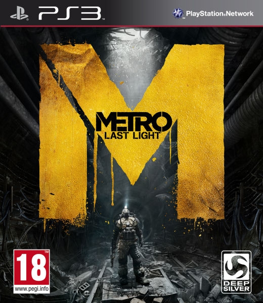 Metro 2034 Walkthrough Guide - PS3