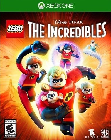 LEGO The Incredibles Wiki - Gamewise