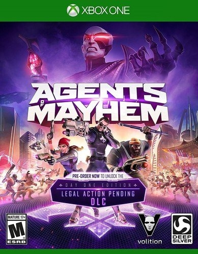 Agents of Mayhem for XOne Walkthrough, FAQs and Guide on Gamewise.co