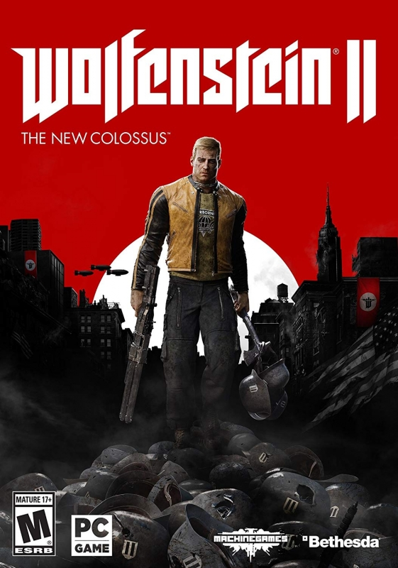 Wolfenstein II: The New Colossus Wiki - Gamewise