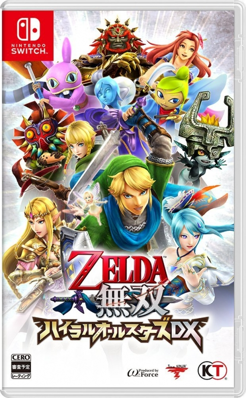 Hyrule Warriors on NS - Gamewise