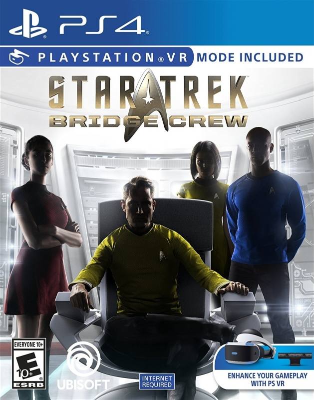 Gamewise Star Trek Bridge Crew VR Wiki Guide, Walkthrough and Cheats
