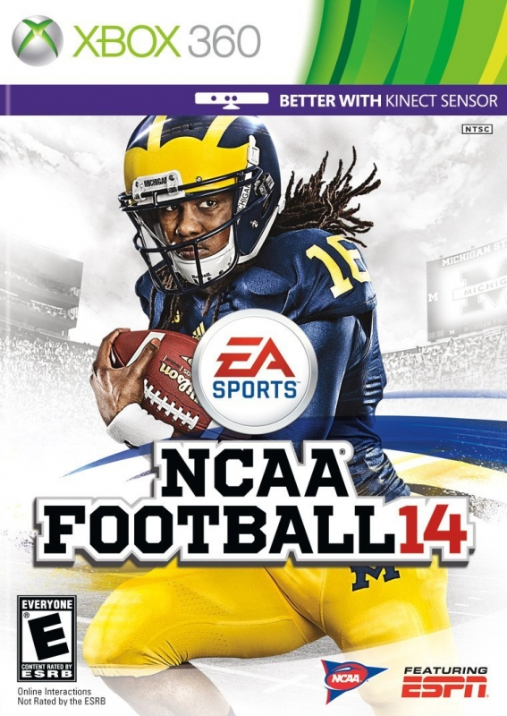 NCAA Football 14 on X360 - Gamewise