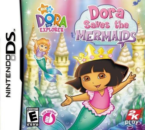 Dora the Explorer: Dora Saves the Mermaids on DS - Gamewise