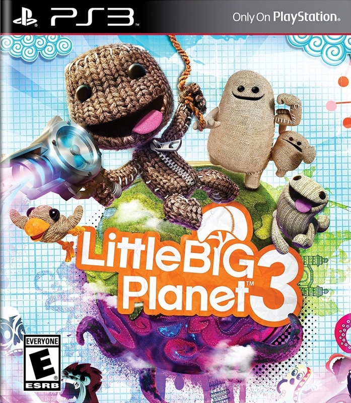 LittleBigPlanet 3 on PS3 - Gamewise
