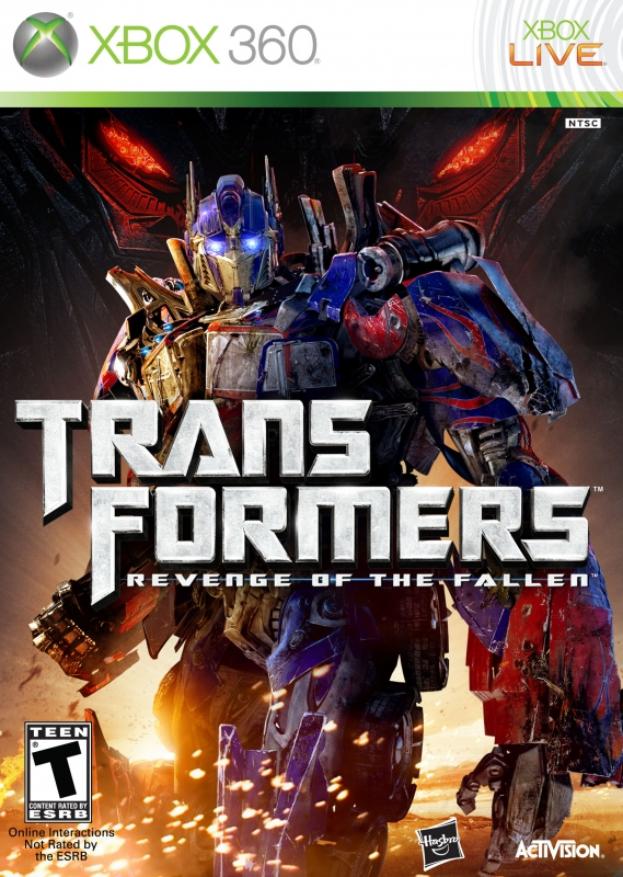 Transformers: Revenge of the Fallen [Gamewise]