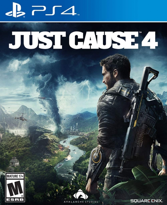 Gamewise Just Cause 4 Wiki Guide, Walkthrough and Cheats