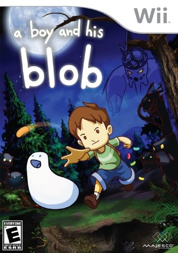 A Boy and His Blob [Gamewise]