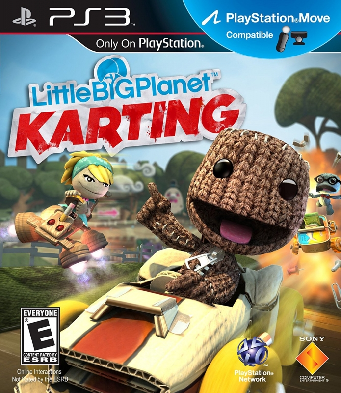 LittleBigPlanet Karting on PS3 - Gamewise