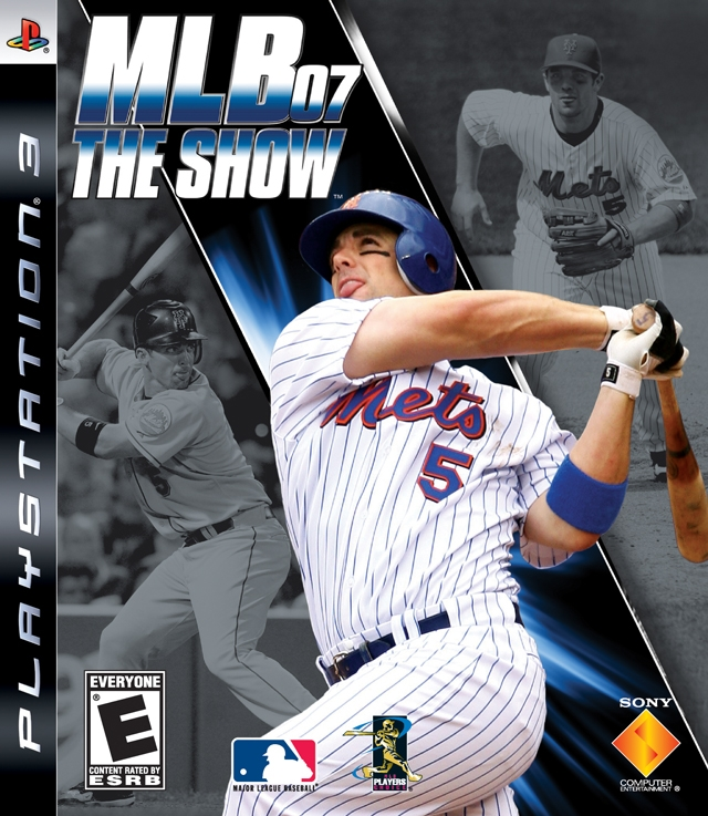 MLB 07: The Show on PS3 - Gamewise