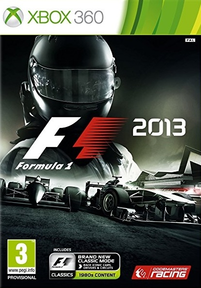 F1 2013 on X360 - Gamewise
