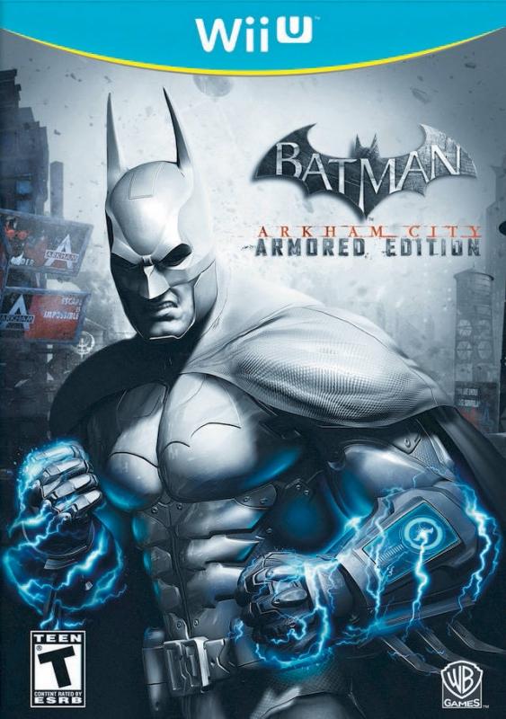 Batman: Arkham City - Armored Edition Wiki - Gamewise