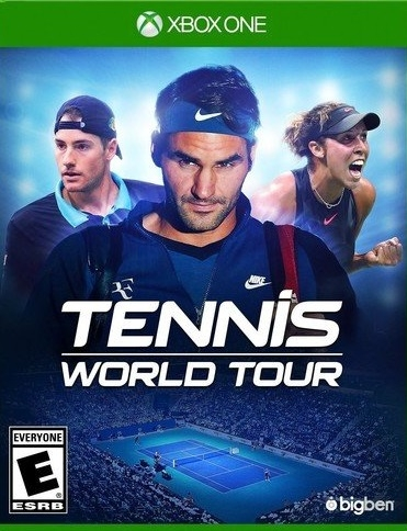 Tennis World Tour for XOne Walkthrough, FAQs and Guide on Gamewise.co