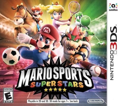 Mario Sports Superstars for 3DS Walkthrough, FAQs and Guide on Gamewise.co