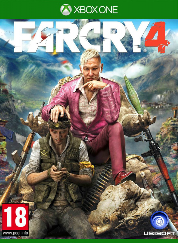 Far Cry 4 on XOne - Gamewise