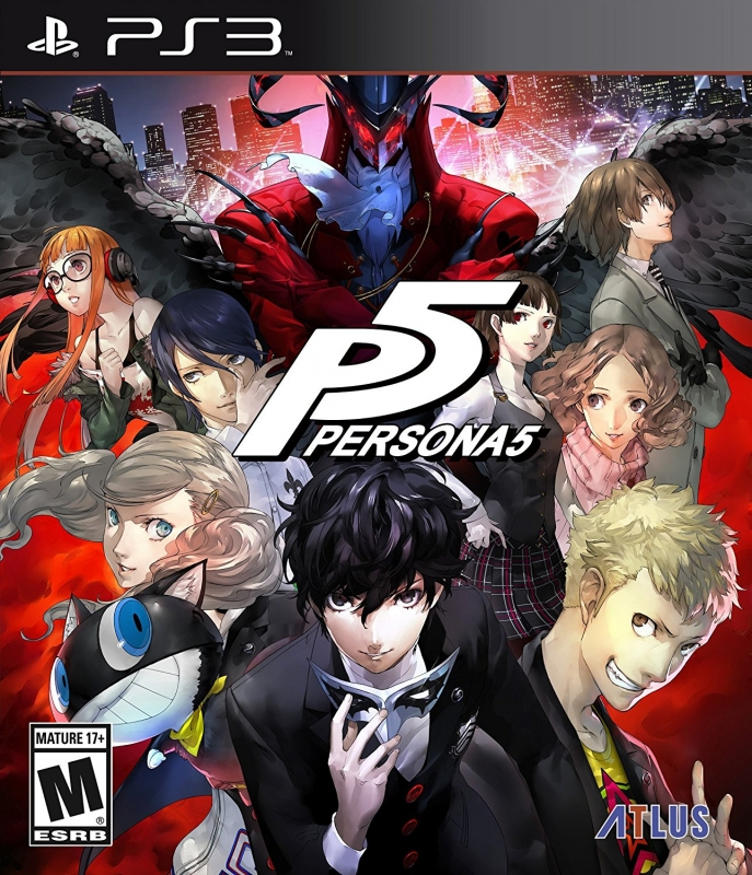 Gamewise Wiki for Persona 5 (PS3)