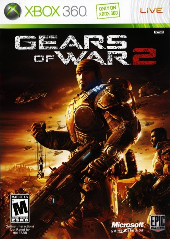 Gears of War 2 on X360 - Gamewise