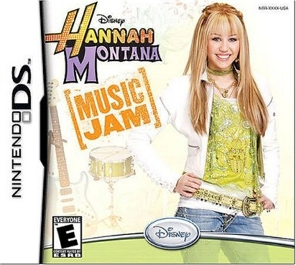 Hannah Montana: Music Jam on DS - Gamewise