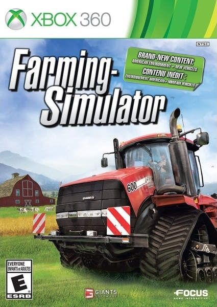 Farming Simulator 2013 for X360 Walkthrough, FAQs and Guide on Gamewise.co