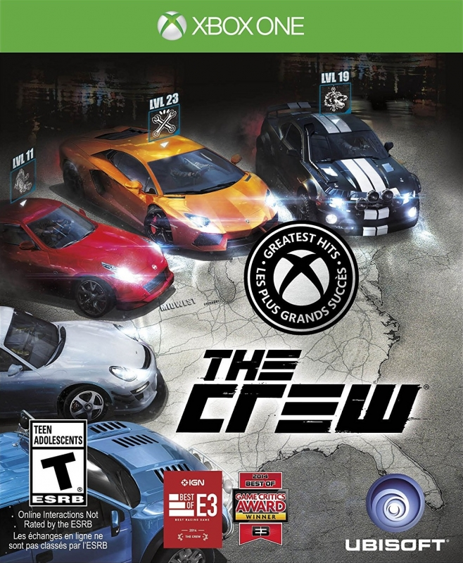 The Crew on XOne - Gamewise