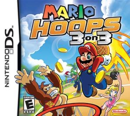 Mario Hoops 3 on 3 [Gamewise]