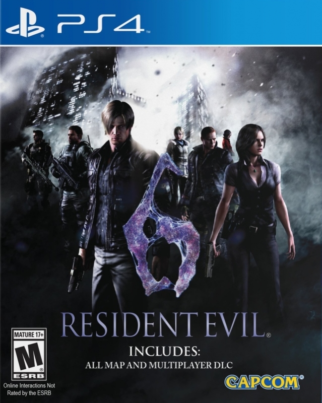 Gamewise Resident Evil 6 Wiki Guide, Walkthrough and Cheats