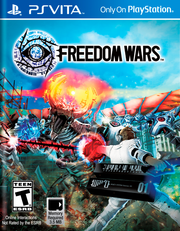 Freedom Wars [Gamewise]