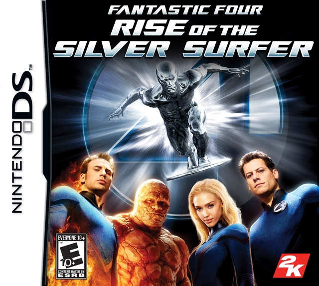 Fantastic Four: Rise of the Silver Surfer for DS Walkthrough, FAQs and Guide on Gamewise.co