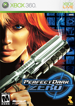 Perfect Dark Zero on X360 - Gamewise