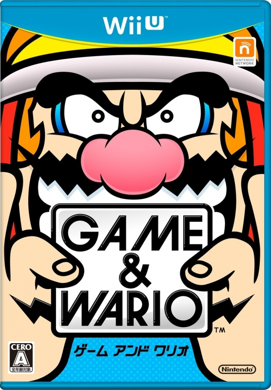 Game & Wario [Gamewise]
