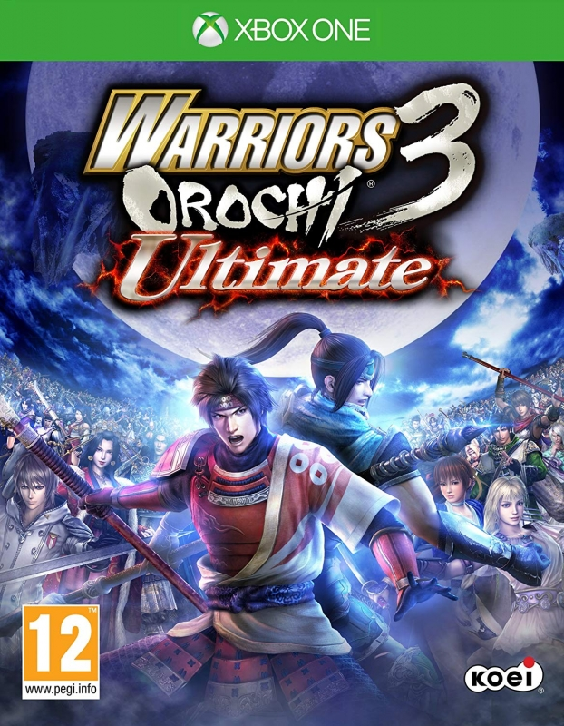 Gamewise Warriors Orochi 3: Ultimate Wiki Guide, Walkthrough and Cheats