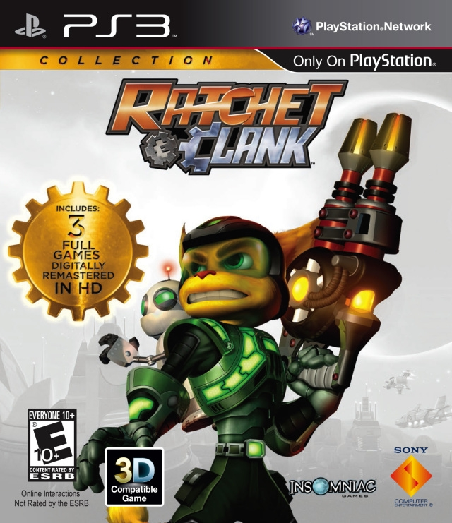 The Ratchet & Clank Trilogy [Gamewise]