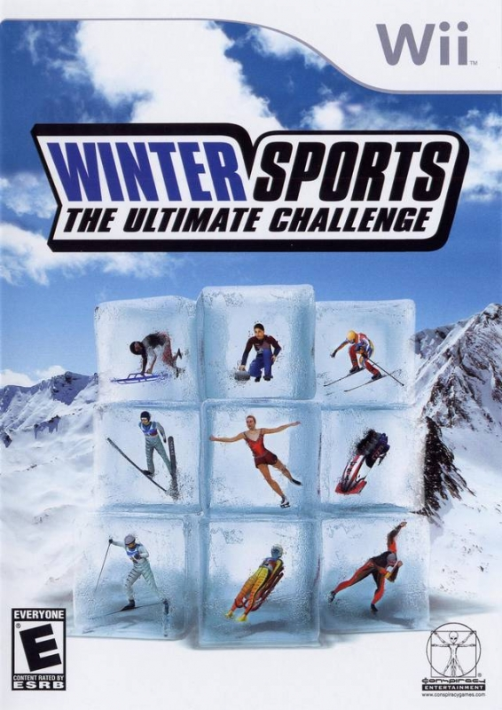 Winter Sports: The Ultimate Challenge for Wii Walkthrough, FAQs and Guide on Gamewise.co