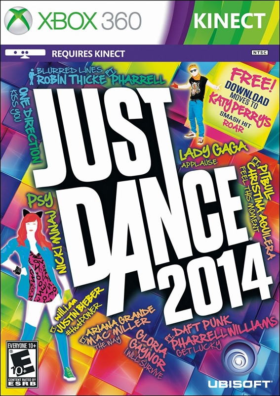 Just Dance 2014 on X360 - Gamewise