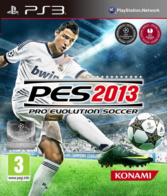 Pro Evolution Soccer 2013 for PS3 Walkthrough, FAQs and Guide on Gamewise.co