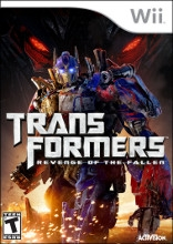 Transformers: Revenge of the Fallen on Wii - Gamewise