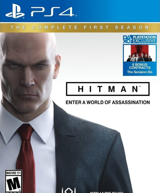 Hitman (2016) on PS4 - Gamewise