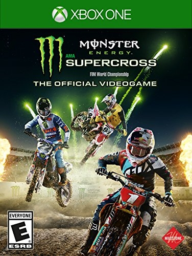 Monster Energy Supercross - The Official Videogame Wiki - Gamewise