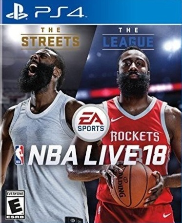 NBA Live 18 on PS4 - Gamewise