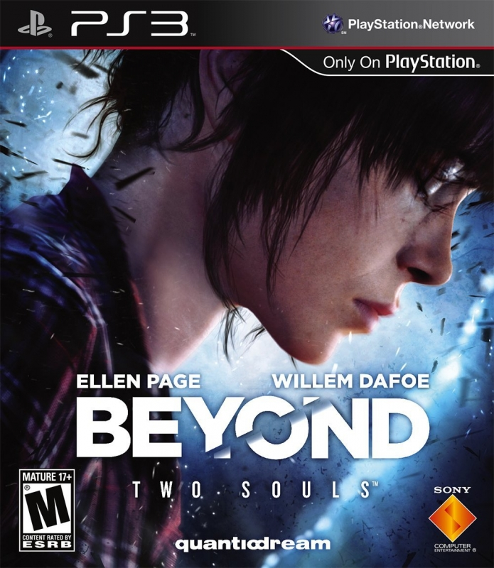 Beyond: Two Souls on PS3 - Gamewise