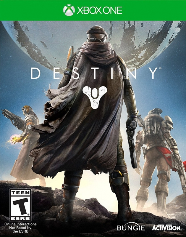Gamewise Wiki for Destiny (XOne)