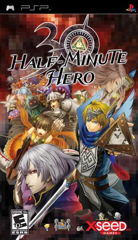 Half-Minute Hero Wiki - Gamewise