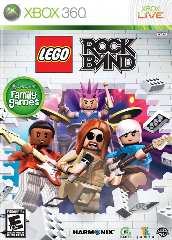 LEGO Rock Band | Gamewise