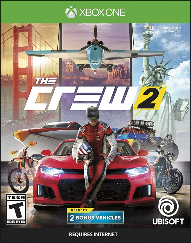 The Crew 2 for XOne Walkthrough, FAQs and Guide on Gamewise.co