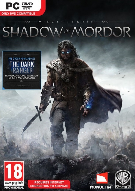 Middle-Earth: Shadow of Mordor on PC - Gamewise