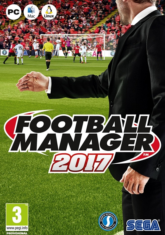 Gamewise Football Manager 2017 Wiki Guide, Walkthrough and Cheats