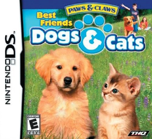 Paws & Claws: Dogs & Cats Best Friends on DS - Gamewise