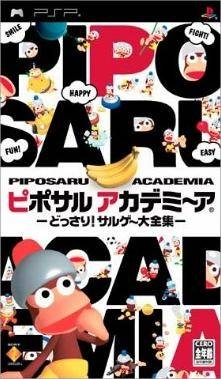 Ape Escape Academy (jp sales) on PSP - Gamewise