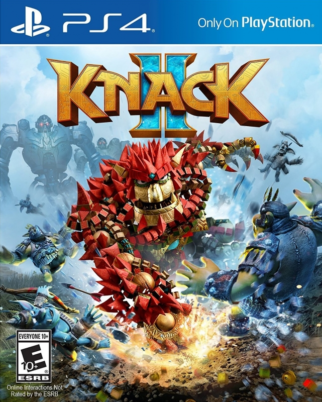 Knack 2 Wiki on Gamewise.co